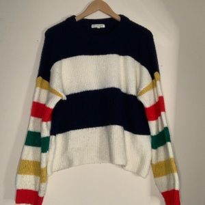 Urban Outfitters Caroline Stripped Sweater